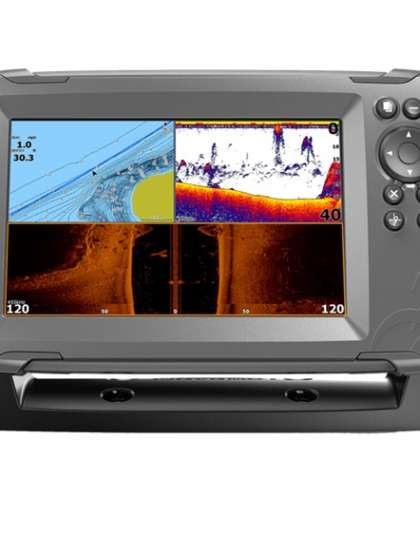 Lowrance HOOK2-7 with TripleShot Transducer